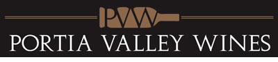 ポルティアヴァレー  Portia Valley ロゴ